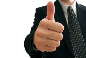 Thumbs up for Ricardo on his being named CAALA's Trial Lawyer of the Year for 2010