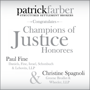 Champions of Justice 2013