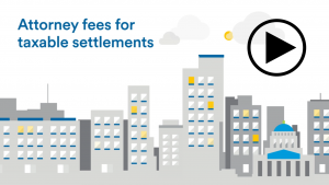 Video placeholder for MetLife's video on Structuring Attorney Fees.